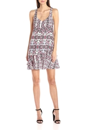 Parker Eve Ruffle Dress - Product Mini Image