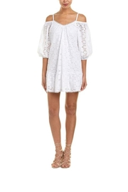 Parker Henrietta Lace Dress - Product Mini Image