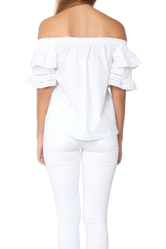 Parker Kavan Off Shoulder Top - Alternate List Image