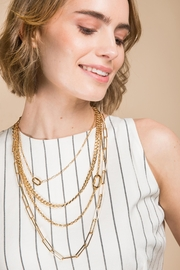 Saachi Parker Layered Necklace - Front cropped