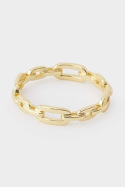 Gorjana Parker Link Ring - Product Mini Image
