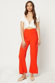 Flynn Skye Parker Red Pant - Product Mini Image