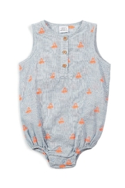 Egg  by Susan Lazar Parker Romper - Product Mini Image