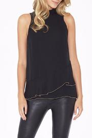 Parker Rozlynn Silk Top - Product Mini Image