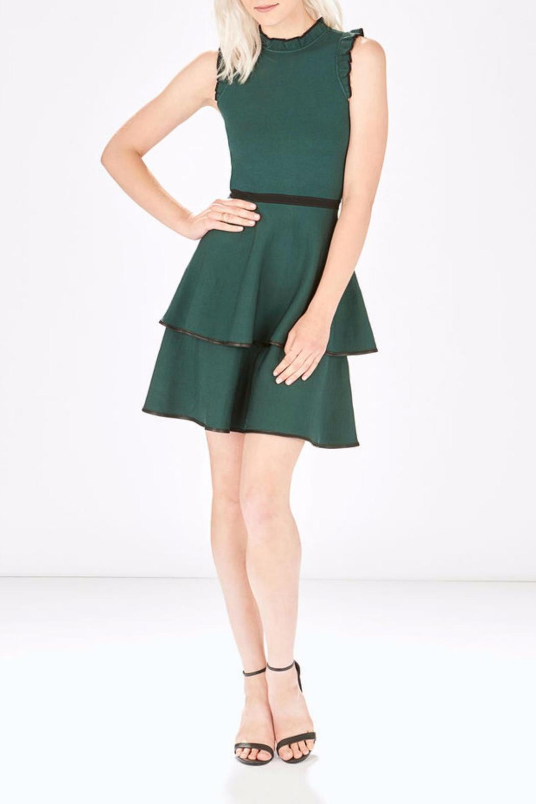 Parker Ryker Knit Dress - Front Cropped Image