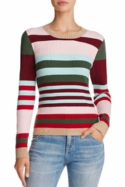 Parker Skyler Striped Sweater - Product Mini Image