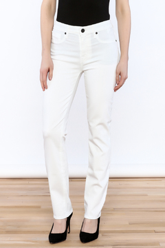 Parker Smith White Skinny Jean - Product List Image