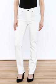 Shoptiques Product: White Skinny Jean