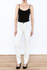 Shoptiques Product: White Skinny Jean - Front full body