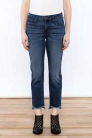 Parker Smith Sharkbite Straight Jean - Side cropped