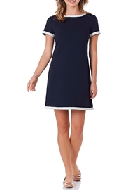 Jude Connally Parker Stretch-Crepe T-Shirt-Dress - Product Mini Image