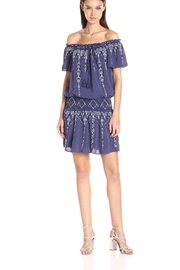 Parker Tammy Smocked Dress - Product Mini Image