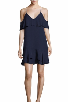 Parker Thatcher Cold Shoulder Dress - Product List Image