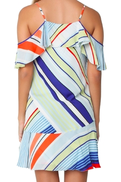 Parker Thatcher Striped Dress - Alternate List Image