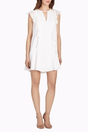 Parker Toni Ruffle Dress - Product Mini Image