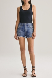 AGOLDE Parker Vintage Cut Off Denim Short - Product Mini Image