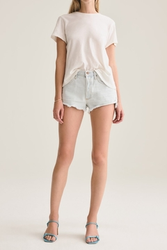 Shoptiques Product: Parker Vintage Cut Off Short In Retrace