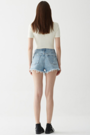A Gold E Parker Vintage Cutoff Shorts Swap Meet - Front full body