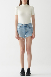 A Gold E Parker Vintage Cutoff Shorts Swap Meet - Front cropped