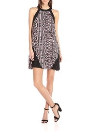 Parker Yolanda Pleated Dress - Product Mini Image
