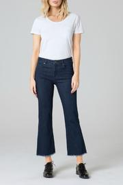 Parker Smith Cropped Flare Jean - Product Mini Image