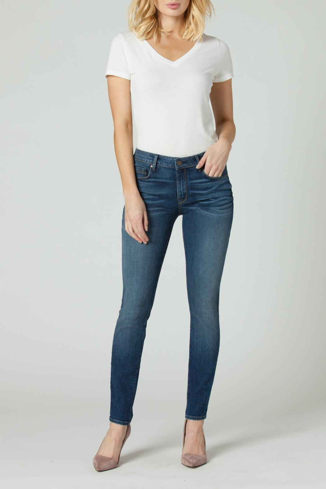 Parker Smith Kam Skinny Jean - Front Cropped Image