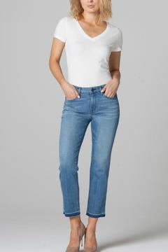 Shoptiques Product: Light Wash Crop Jean