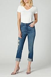 Parker Smith Pin Up Straight Jeans - Product Mini Image