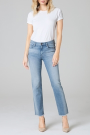 Parker Smith Raw-Hem Crop Jean - Product Mini Image