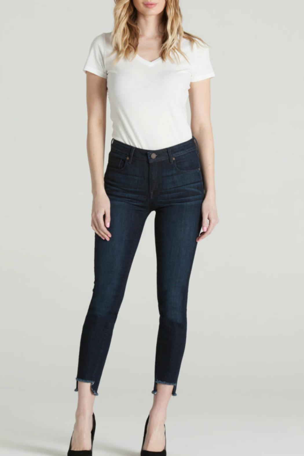 Parker Smith Twisted Skinny Jean - Main Image