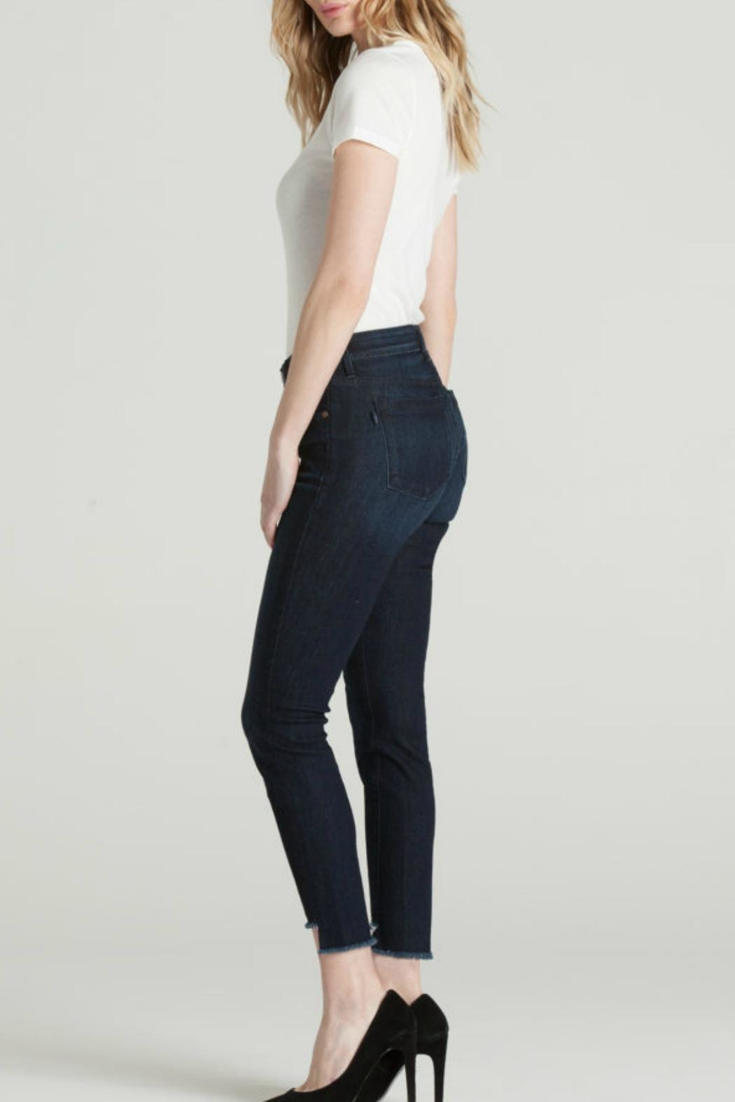 Parker Smith Twisted Skinny Jean - Front Full Image