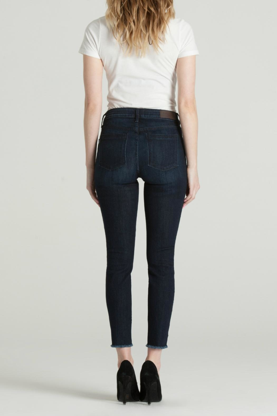 Parker Smith Twisted Skinny Jean - Side Cropped Image