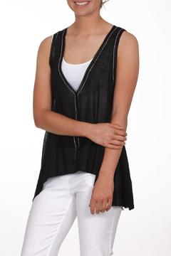 Shoptiques Product: Black Knit Vest