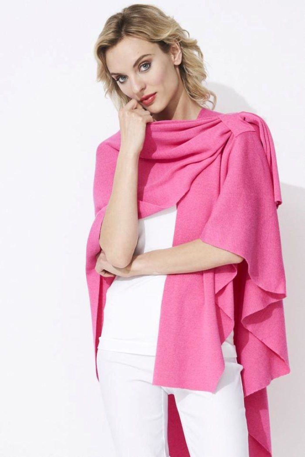 Parkhurst Cotton Wrap - Front Cropped Image