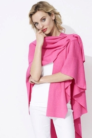 Parkhurst Cotton Wrap - Front cropped