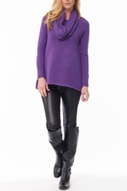 Parkhurst Crewneck With Scarf - Front cropped