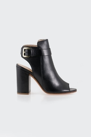 Parlanti Black Boot - Front full body