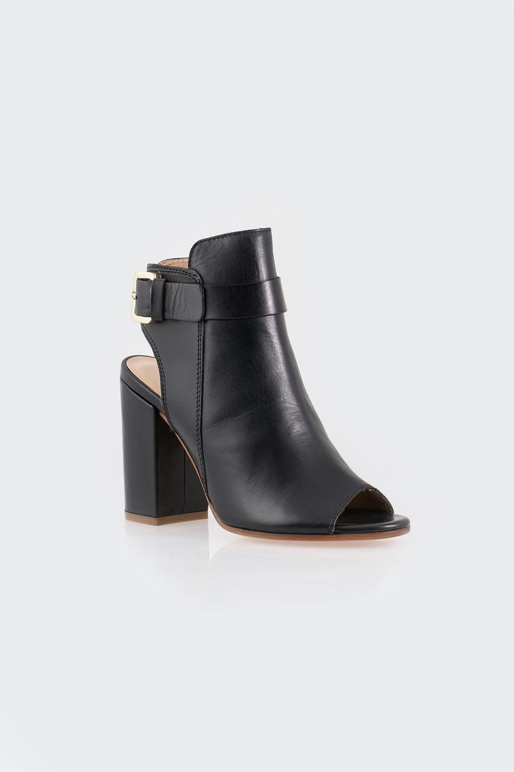 Parlanti Black Boot - Side Cropped Image