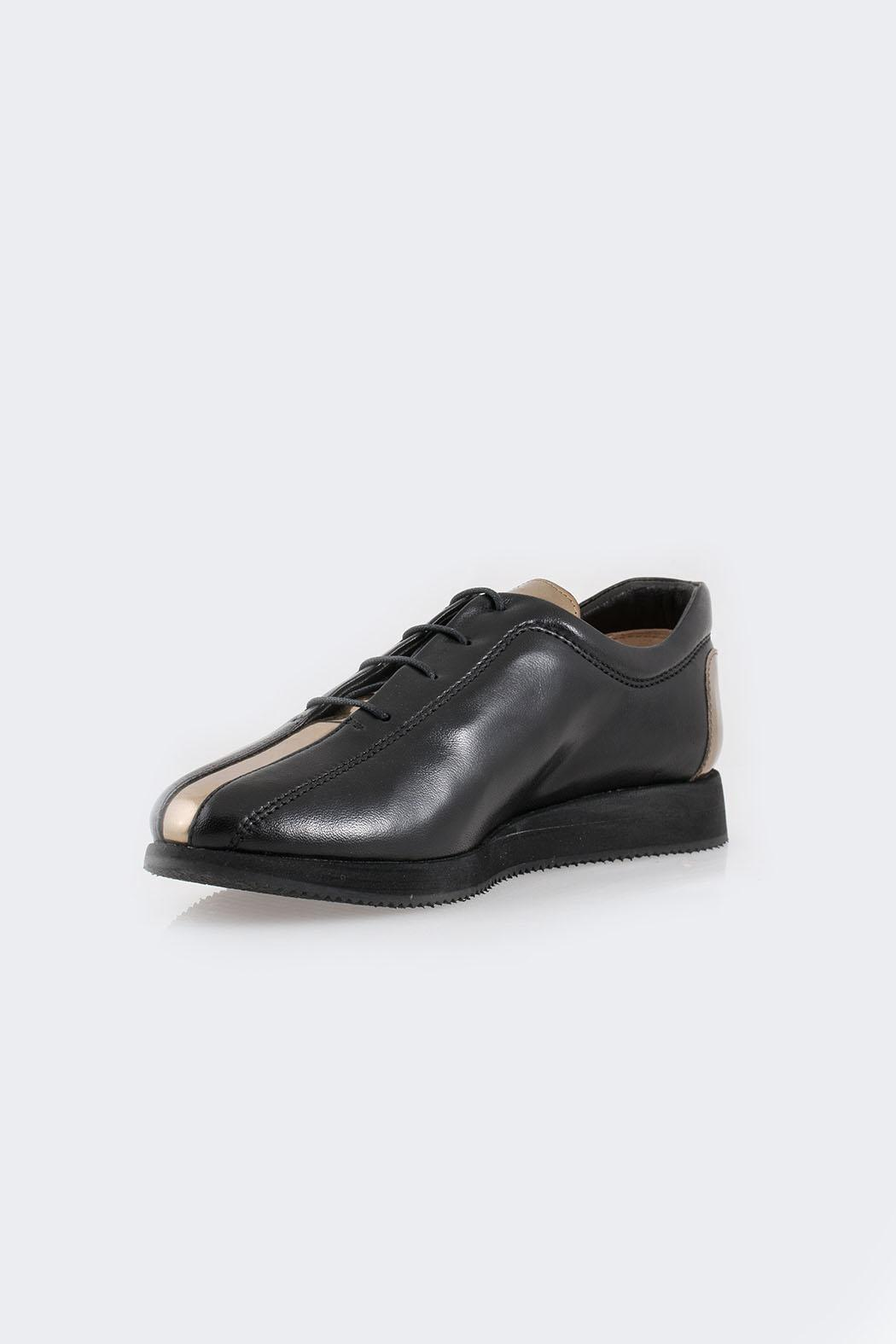 Parlanti Black Sneakers - Main Image