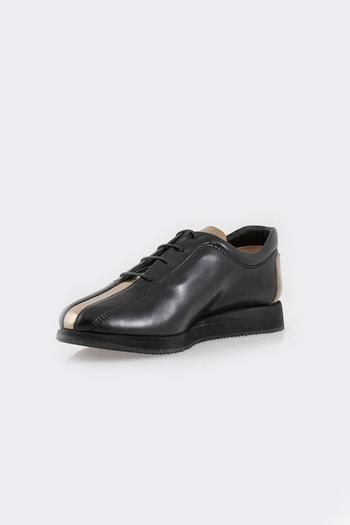 7c77b547f94a5 Parlanti Black Sneakers from Sydney by White Paire — Shoptiques