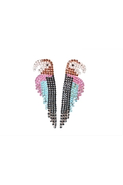 Madison Avenue Accessories Parrot Earring - Front cropped