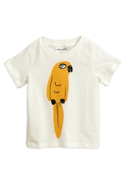 Mini Rodini Parrot T-Shirt - Front cropped