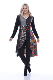 Parsley and Sage  Ana Long Duster - Product Mini Image
