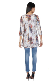 Parsley and Sage  CoCo Tunic - Front full body