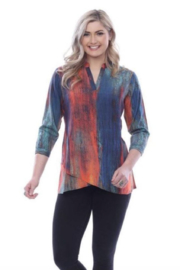 Parsley and Sage  Sienna Tunic - Front cropped