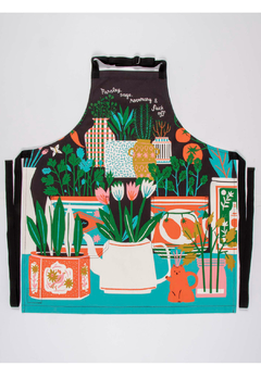 Blue Q Parsley Sage And Fuck Off Apron - Product List Image