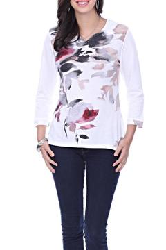Parsley & Sage Abstract  Print Top - Product List Image
