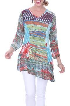 Parsley & Sage Mavera Assymetrical Top - Alternate List Image