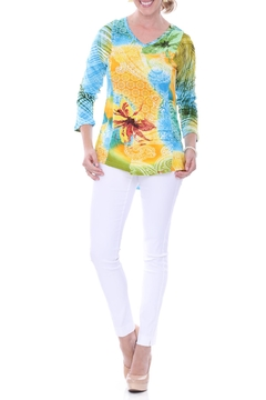 Shoptiques Product: Printed Long Tee