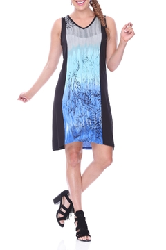 Shoptiques Product: Printed Tank Dress